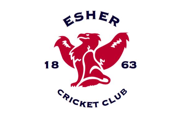 Esher CC Logo