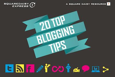 Square Daisy cm_blogging