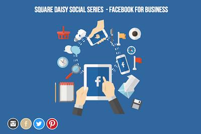 Square Daisy facebook