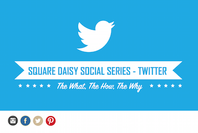 Square Daisy twitter